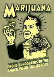 marijuana i maden