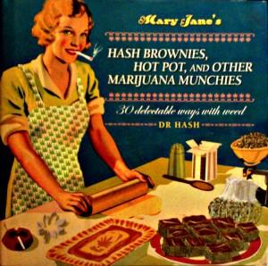 Hash / Cannabis i maden