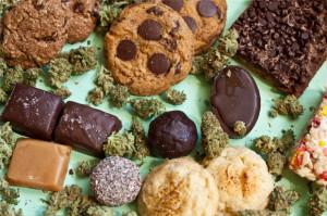 Cannabis i maden